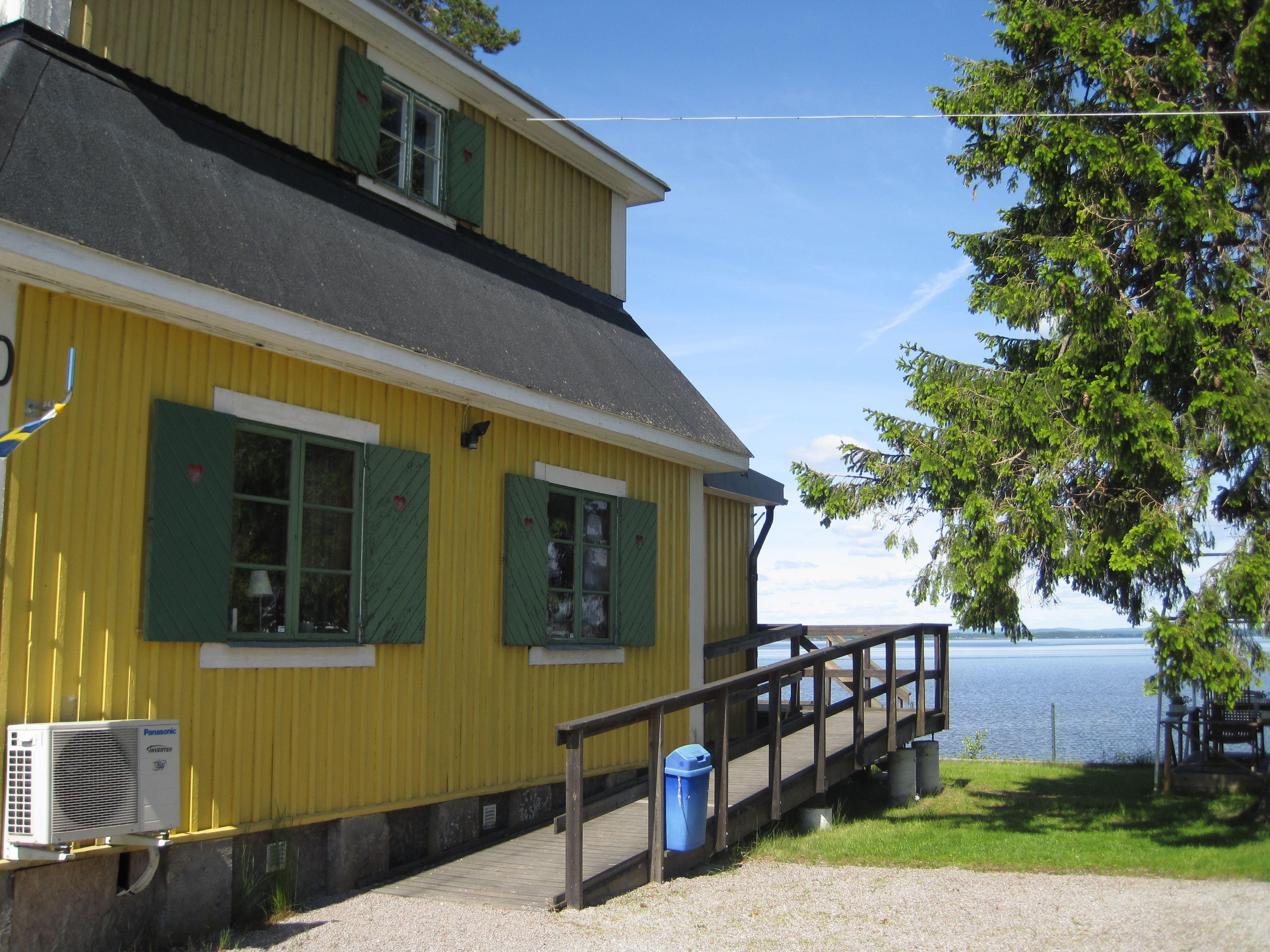 Sjösunda Strandvilla vandrarhem
