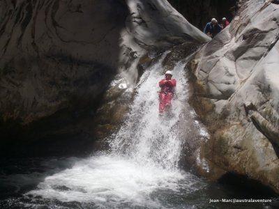1 journée canyon Trou Blanc