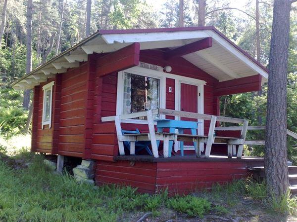 Enonsaari cottages