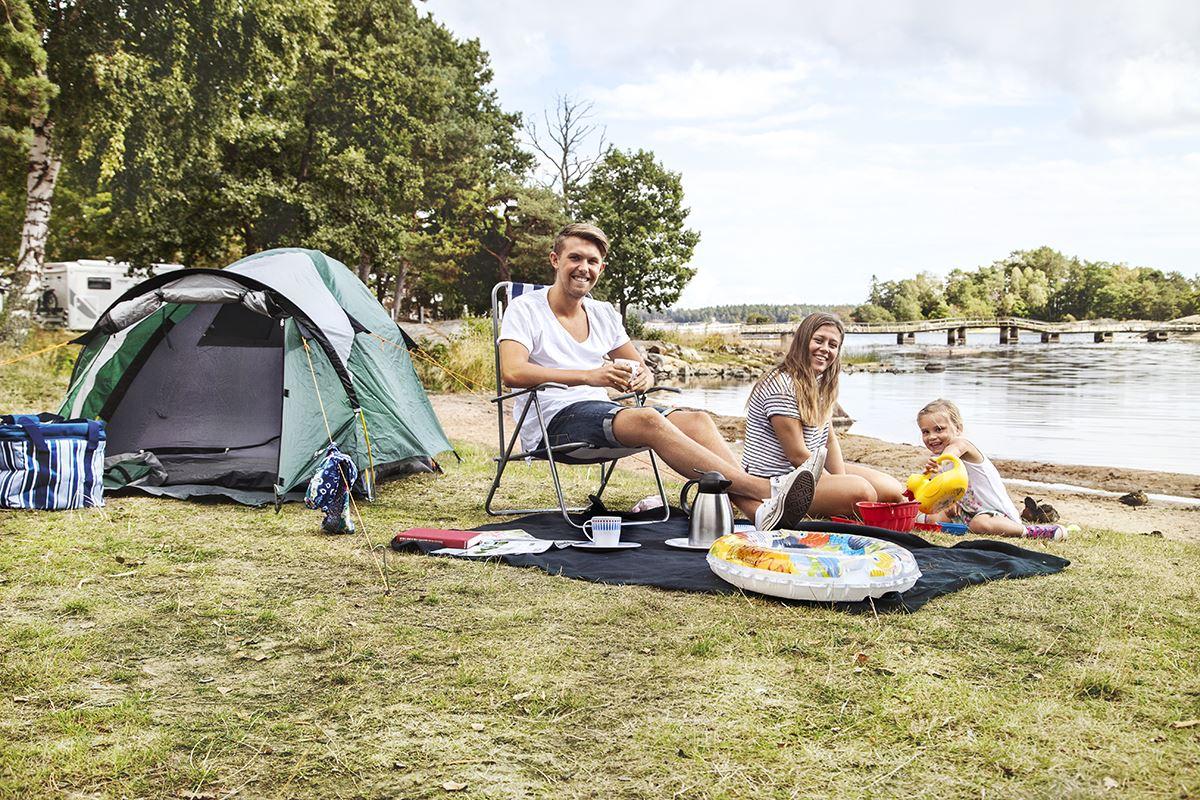 Västervik Resort - Lysingsbadet Camping