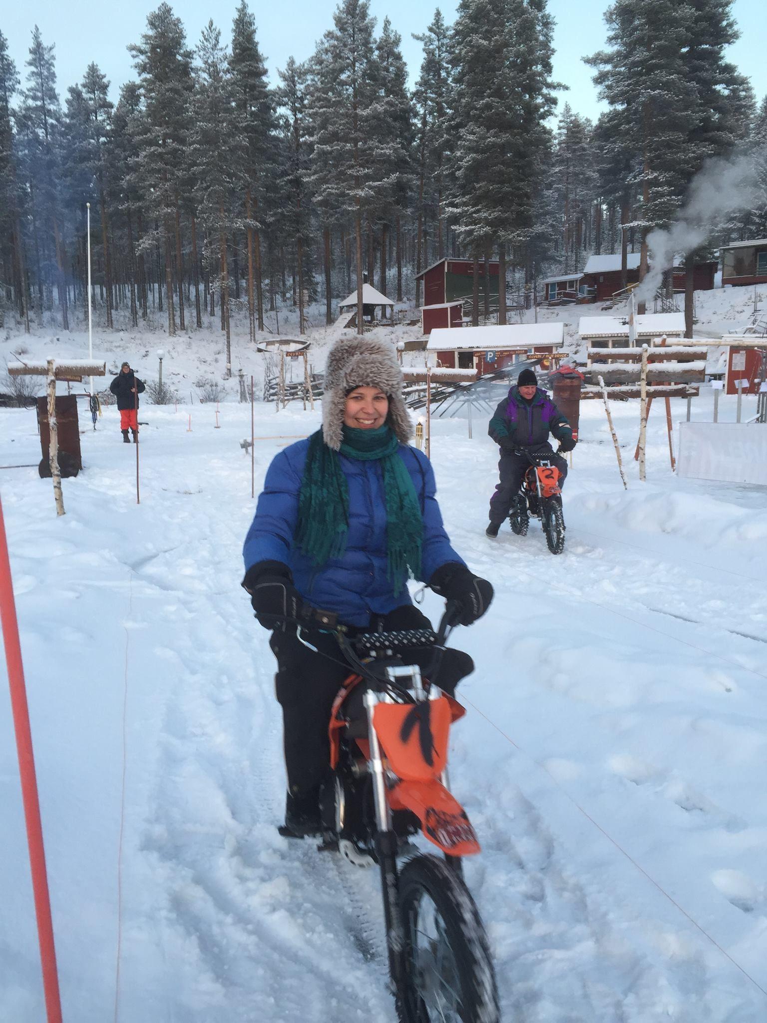 Vinterns arrangemang hos Tallbacken event och camping