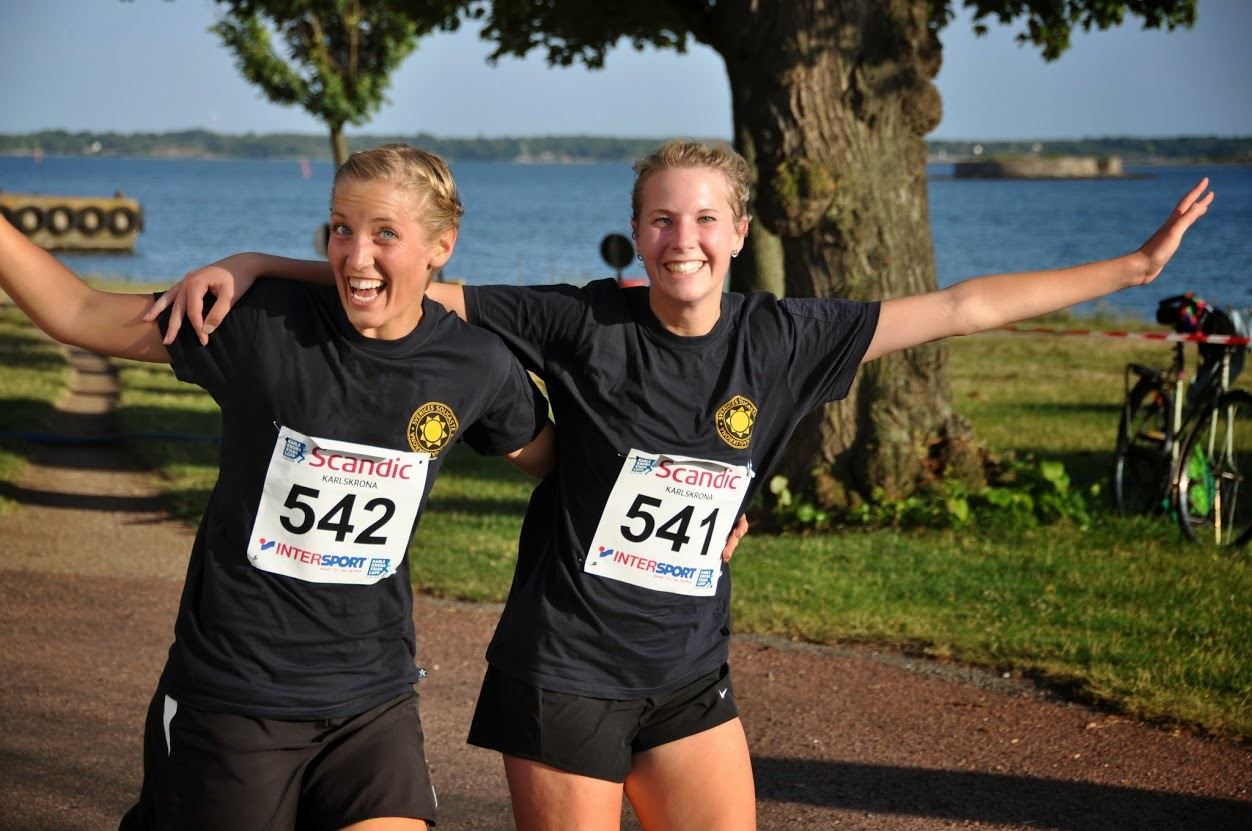 Karlskrona city running competition 2017