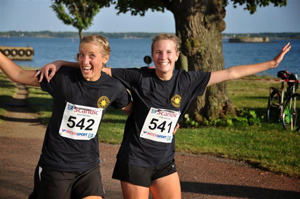Karlskrona city running competition 2021