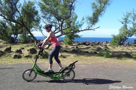 Vélo elliptiqo (1h)