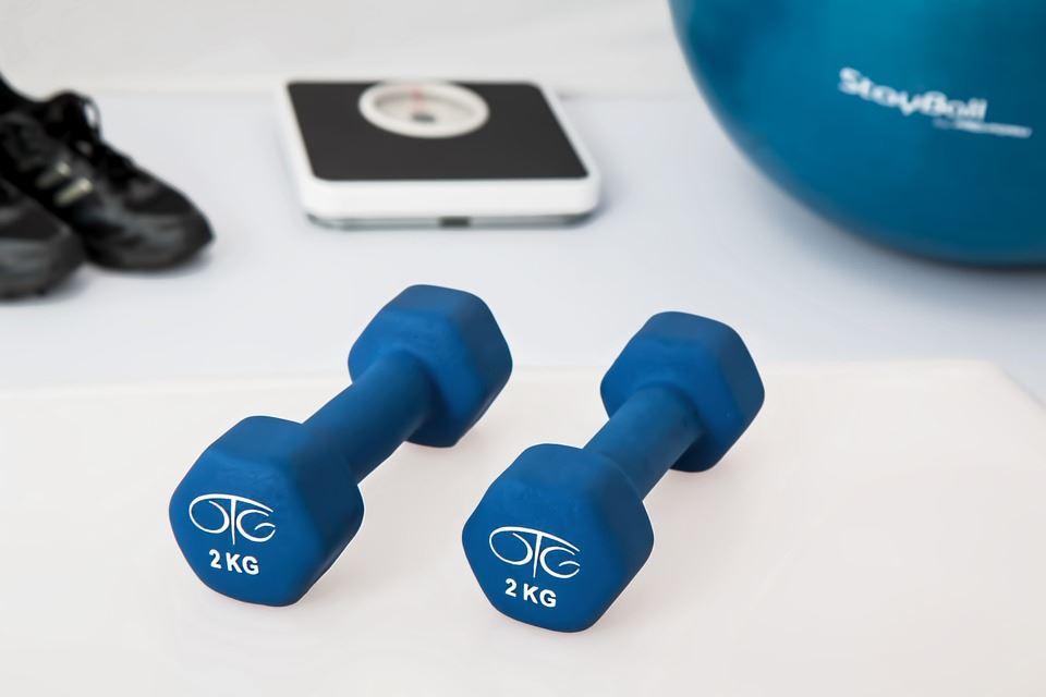 Qvinnlig form och Träning och hälsa för kvinnor