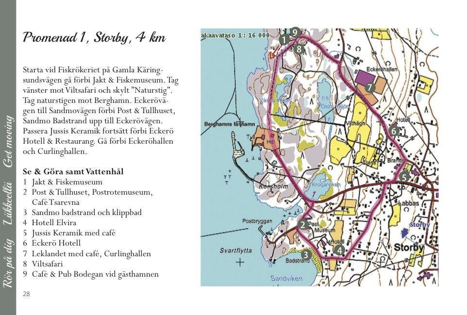 Eckerö walk