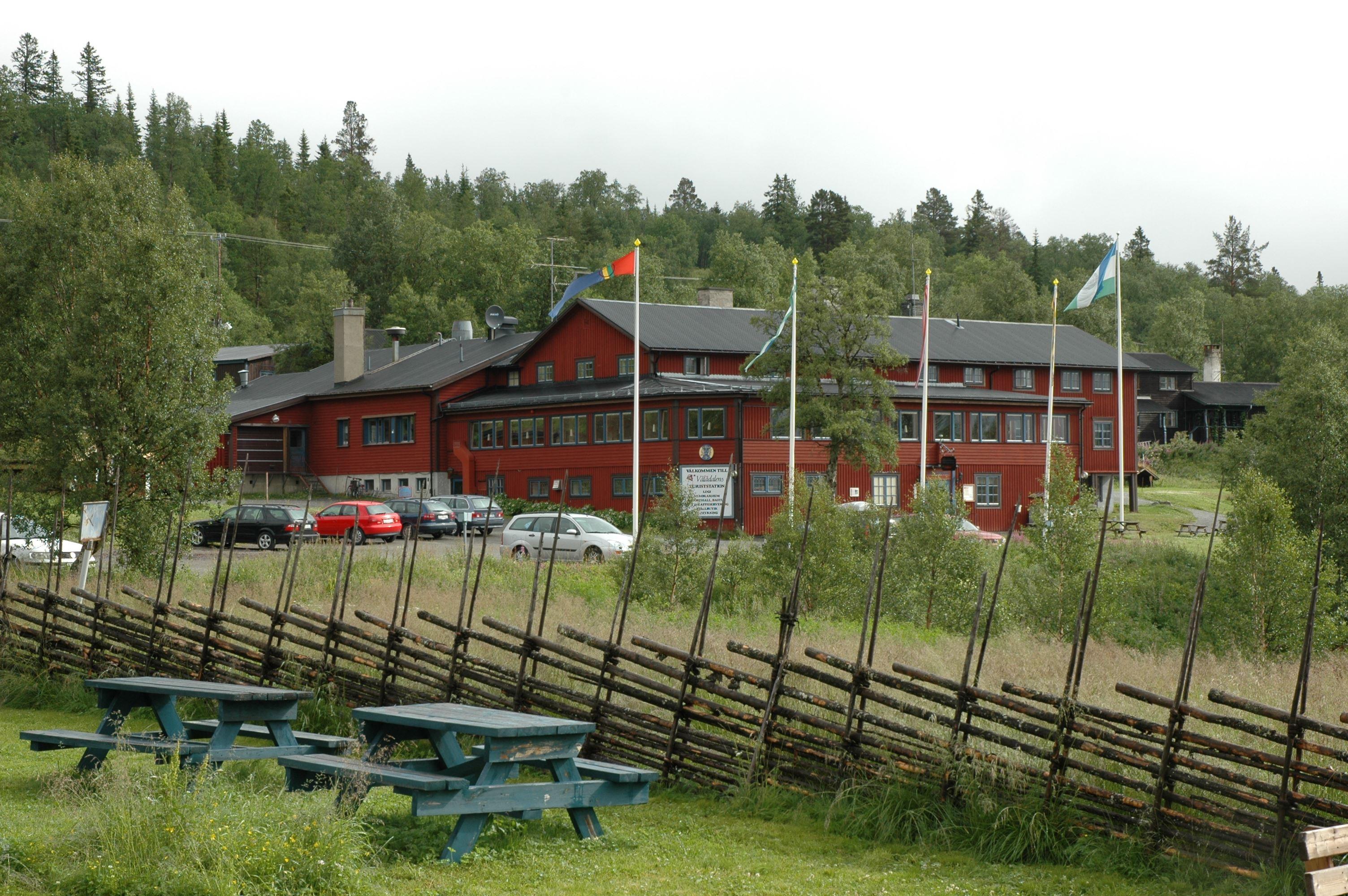 Vålådalen, STF Fjällstation