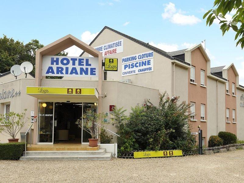 © ®Hôtel ariane, HOTEL ARIANE