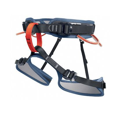 Harness for ski touring