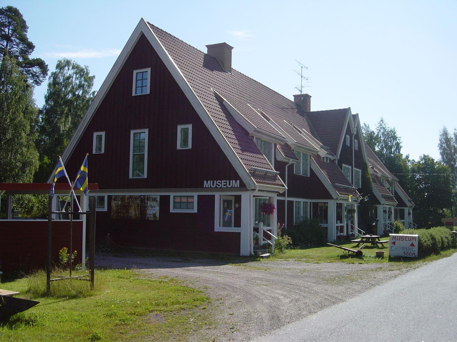 Bruksmuseum i Vallvik