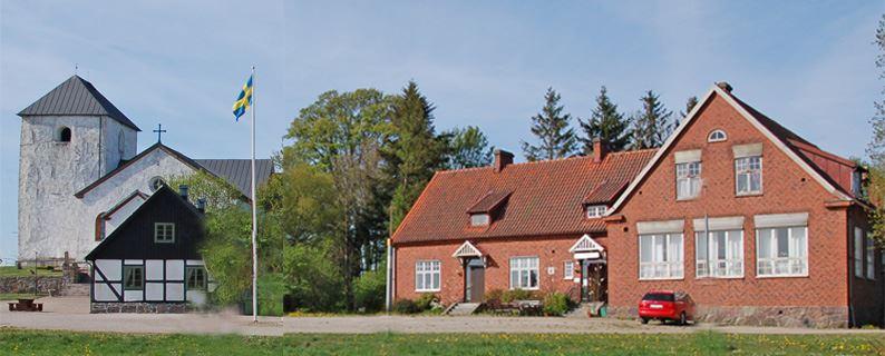 Ö. Sallerups Culture house
