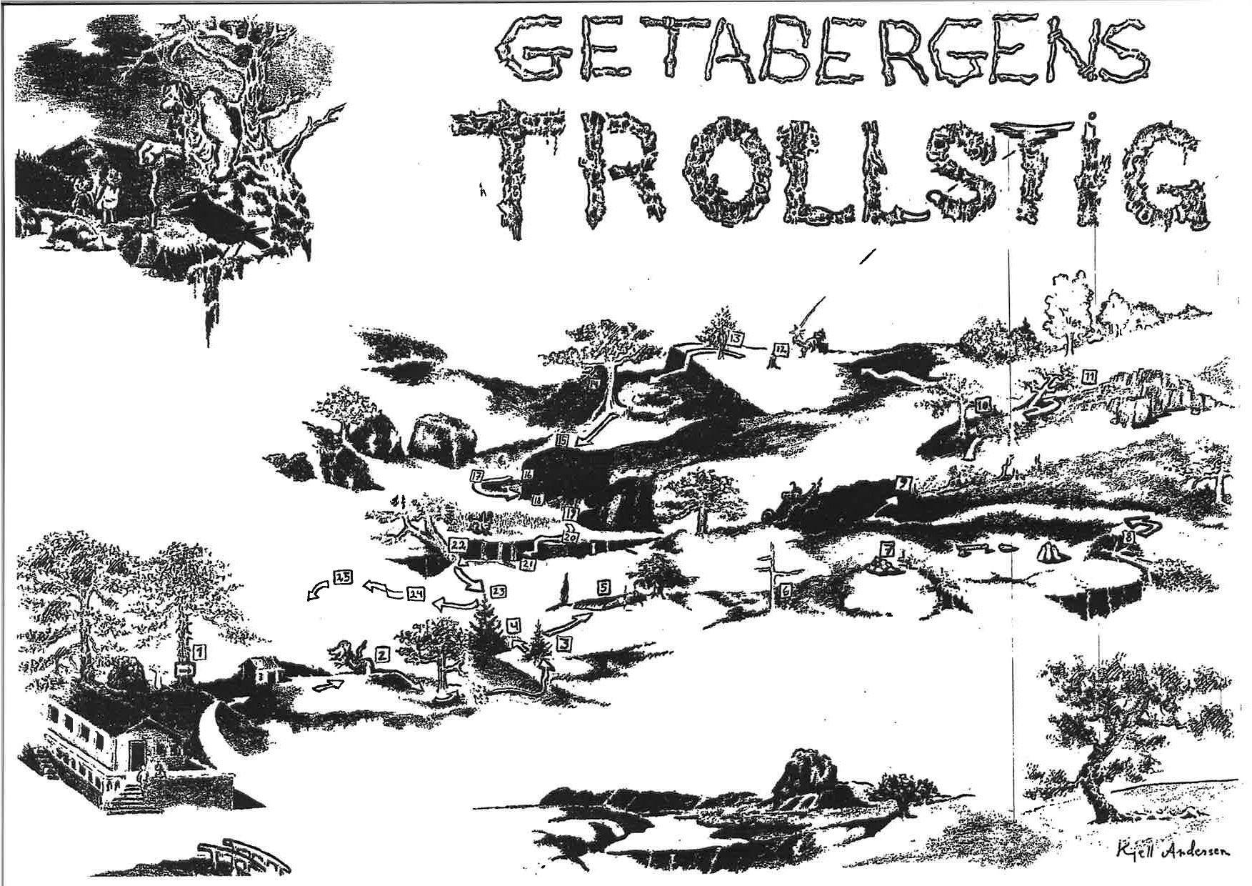 Trollstige-satupolku