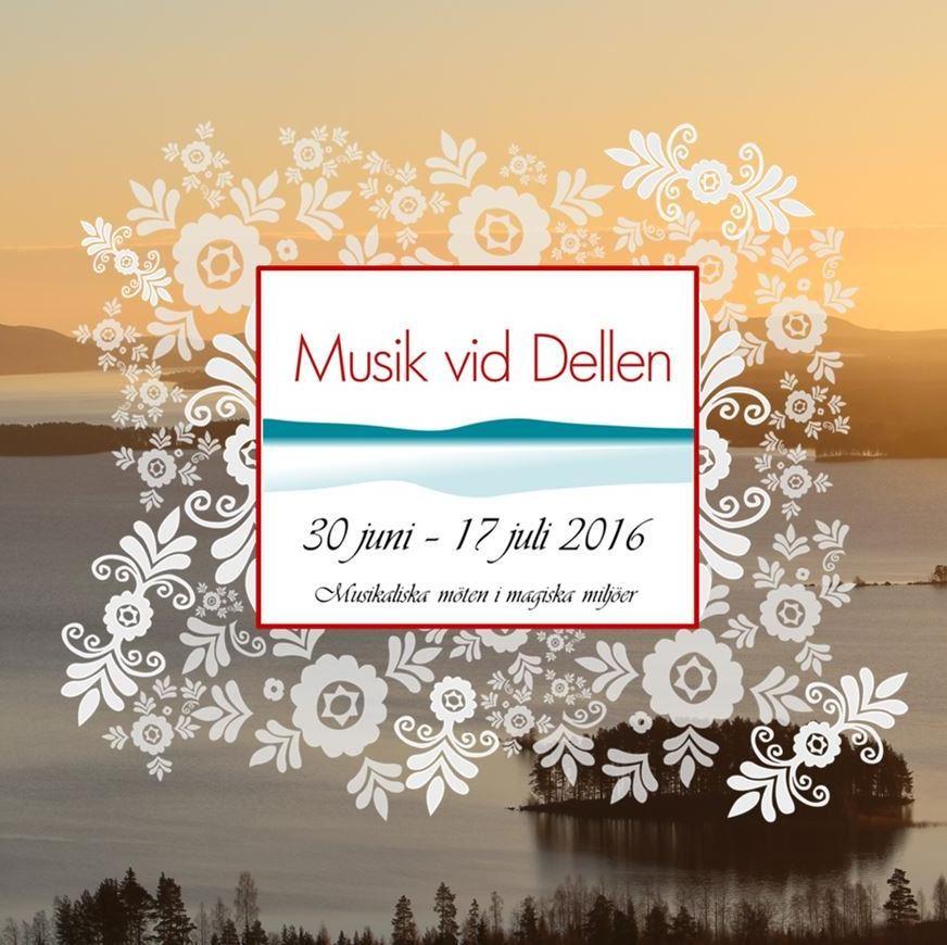 Musik vid Dellen 2016