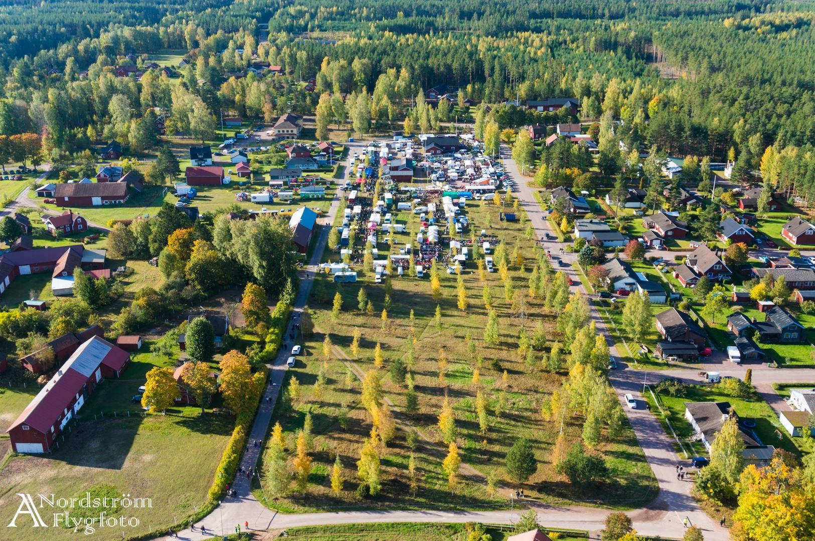 Solvarbo höstmarknad