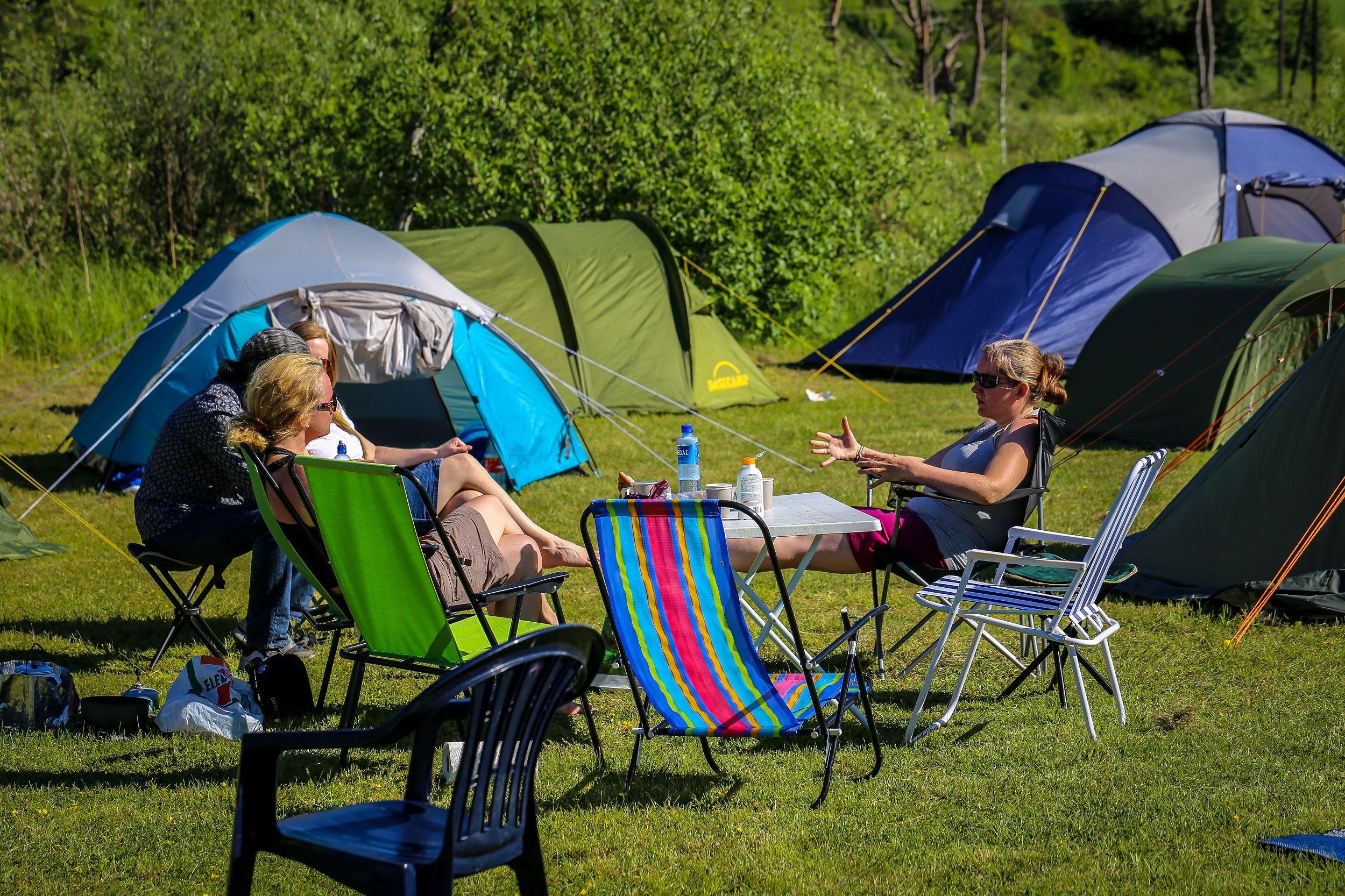 Onsakervika Camping Hytter