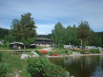 BUTTINGSRUD CAMPING - Campingplass