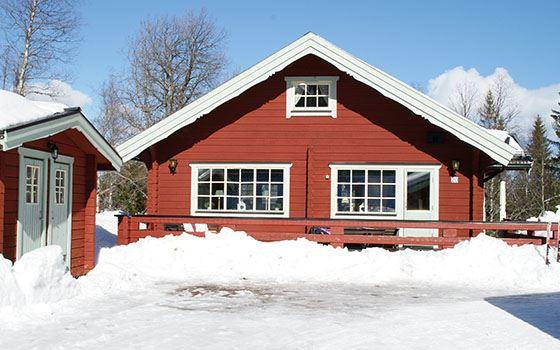 Gröna Byn i Lindvallen, Bengt-Martins