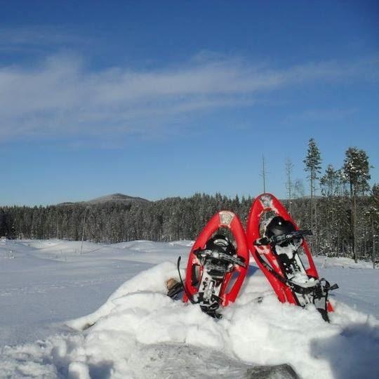Station Sågen - uthyrning snöskor
