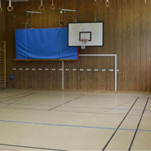 Ljungnässkolans gymnastikhall