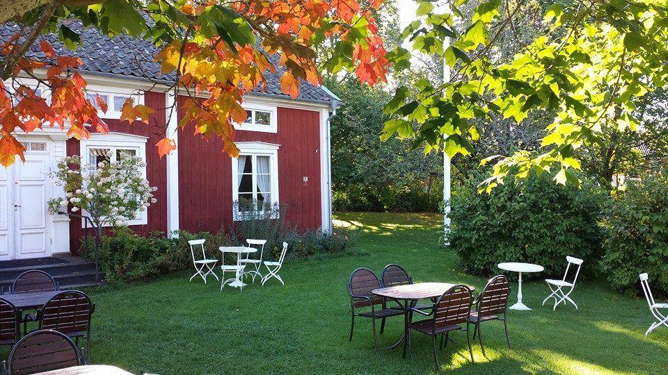 Karlfeldtsgården i Karlbo