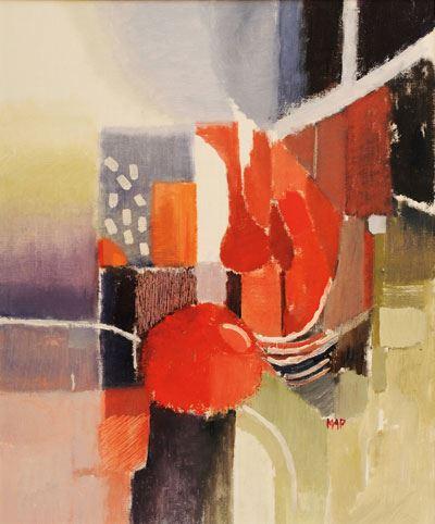 Vernissage: MajBritt Pehrsson, Malerei