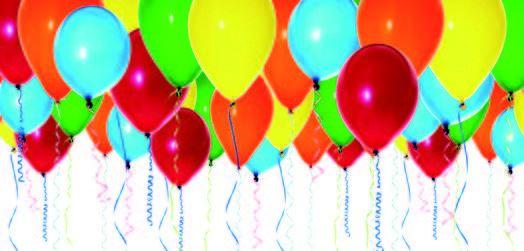 Ballongkonsert med sing along för barn och familj