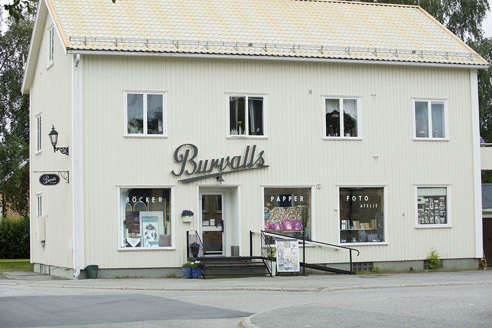 Ingrid Sjöberg,  © Malå kommun, Burvalls