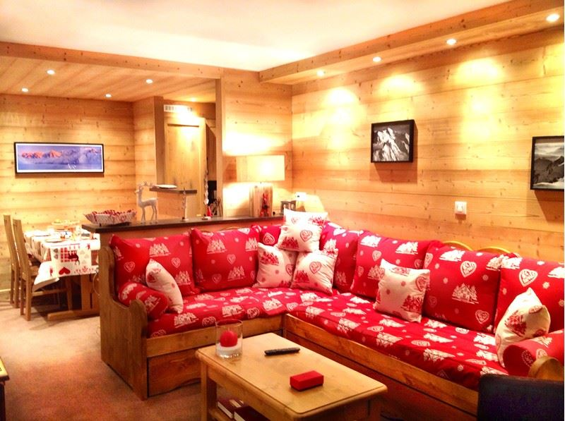 2 Rooms 5 Pers ski-in ski-out / CHANTENEIGE 510