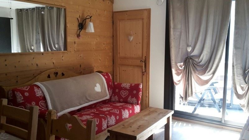 3 Rooms 6 Pers ski-in ski-out / CHANTENEIGE 605
