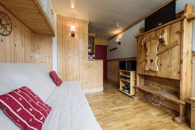 Studio 2 pers skis aux pieds / BELLEDONNE 14