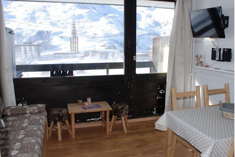 Studio 3 Pers ski in ski out / ARAVIS 313