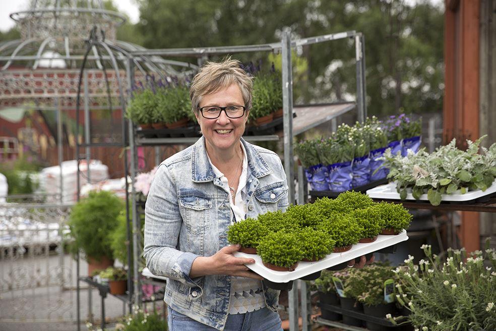 Ingrid Sjöberg,  © Malå kommun, Per & Lotta Tidlösa Design