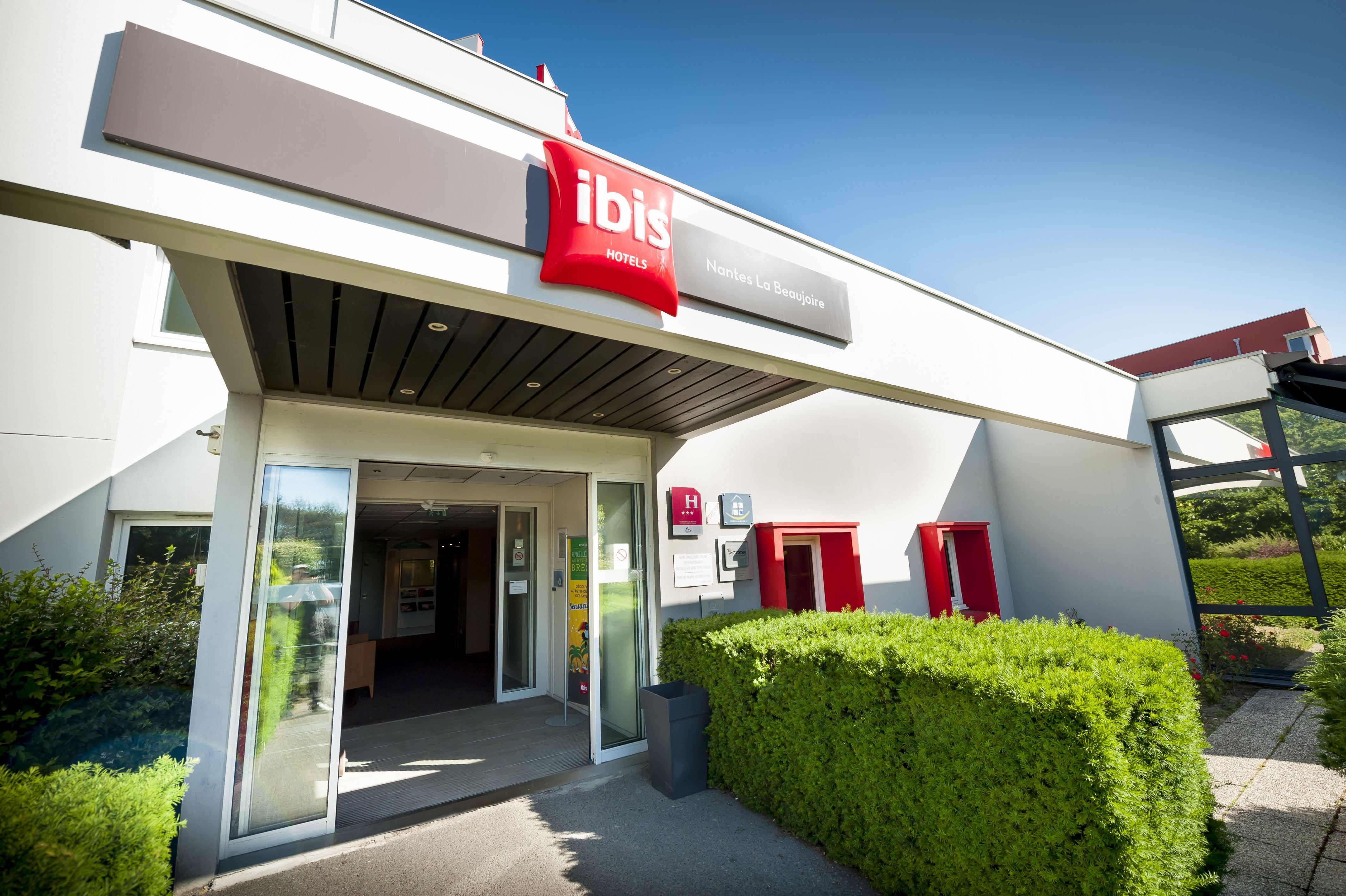 Hôtel Ibis Nantes La Beaujoire Parc Expo