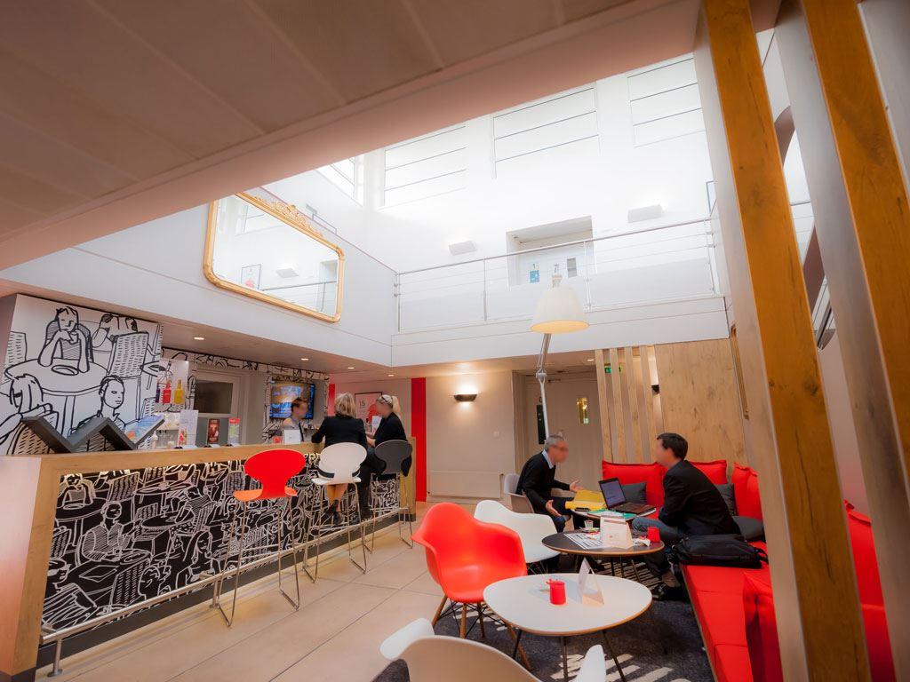 Hôtel Ibis Nantes Nord Treillières
