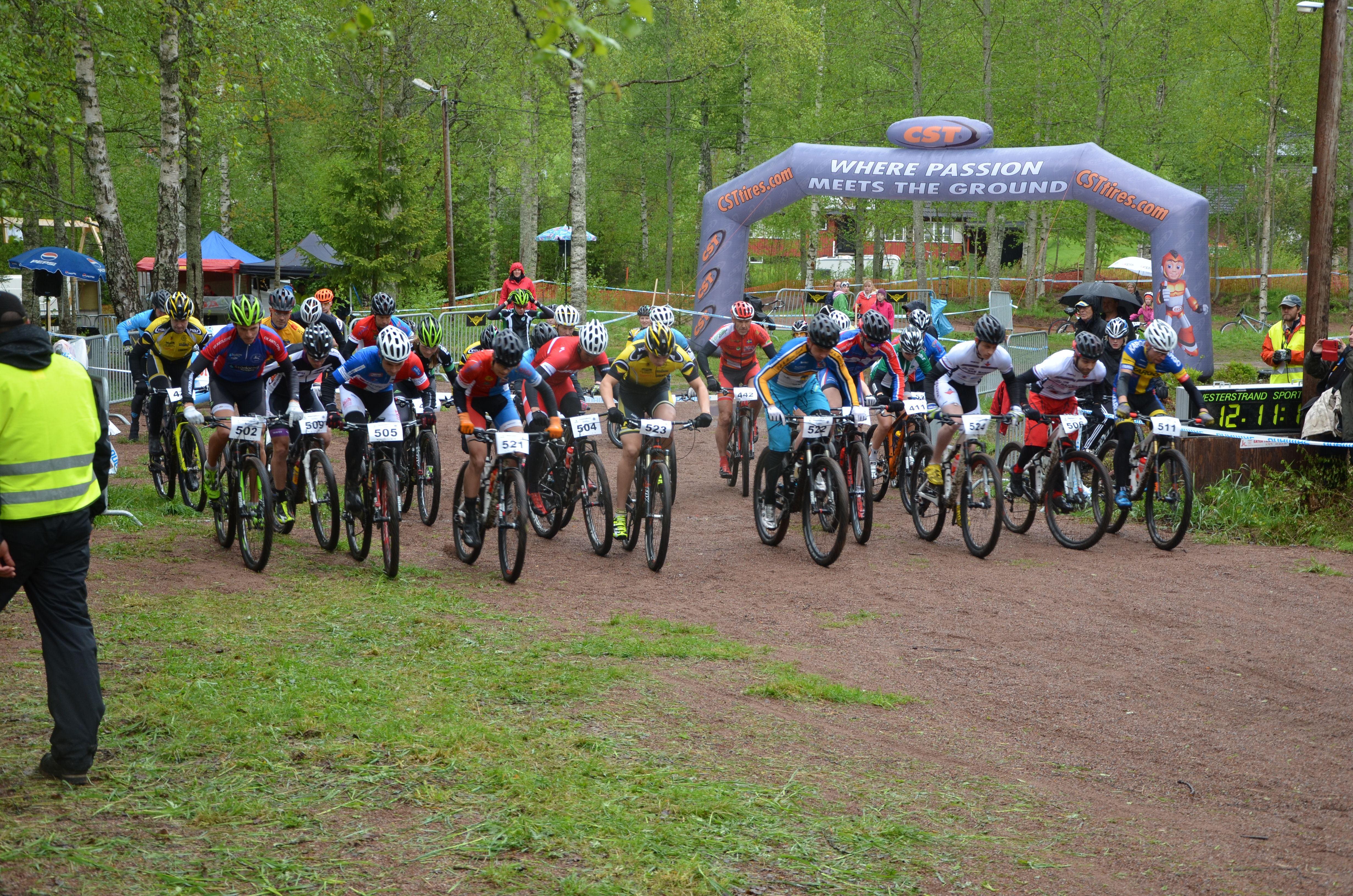 Klippingracet XCO (UCI-C2 Elit+J & swe-cup)