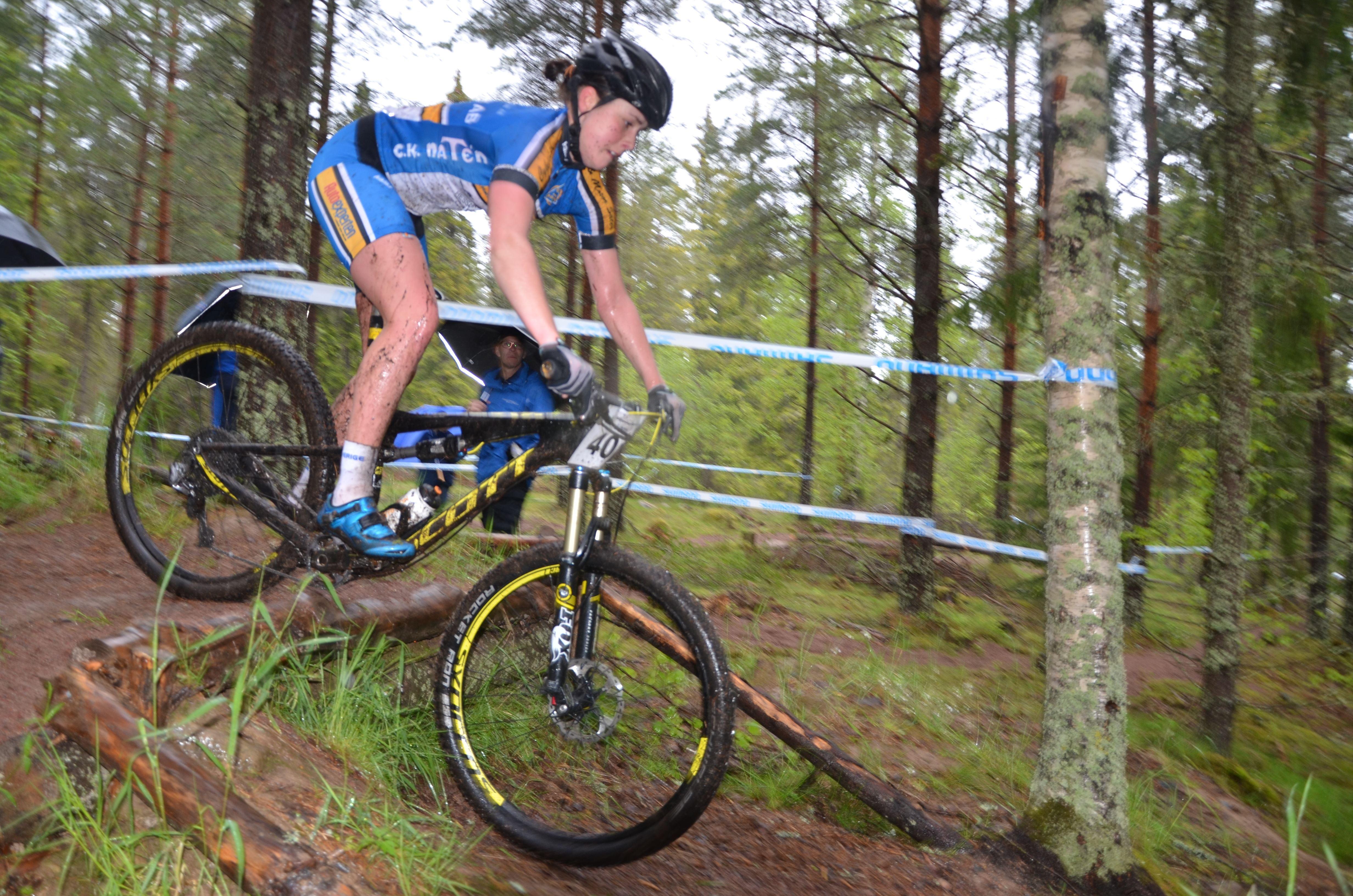 Fotograf är Lasse och Ninni Casserstedt., Selma Svarf från Gustafs