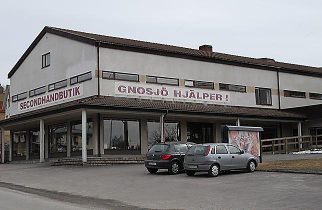 Gnosjö Hjälper Second hand shop