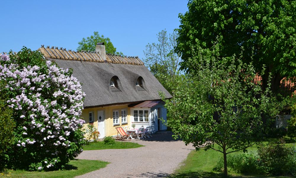 Lindtorpets gästhus i Arild