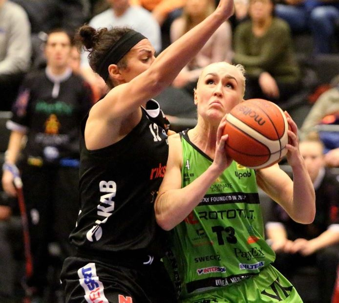 UDOMiNATE Basket – Norrköping Dolphins