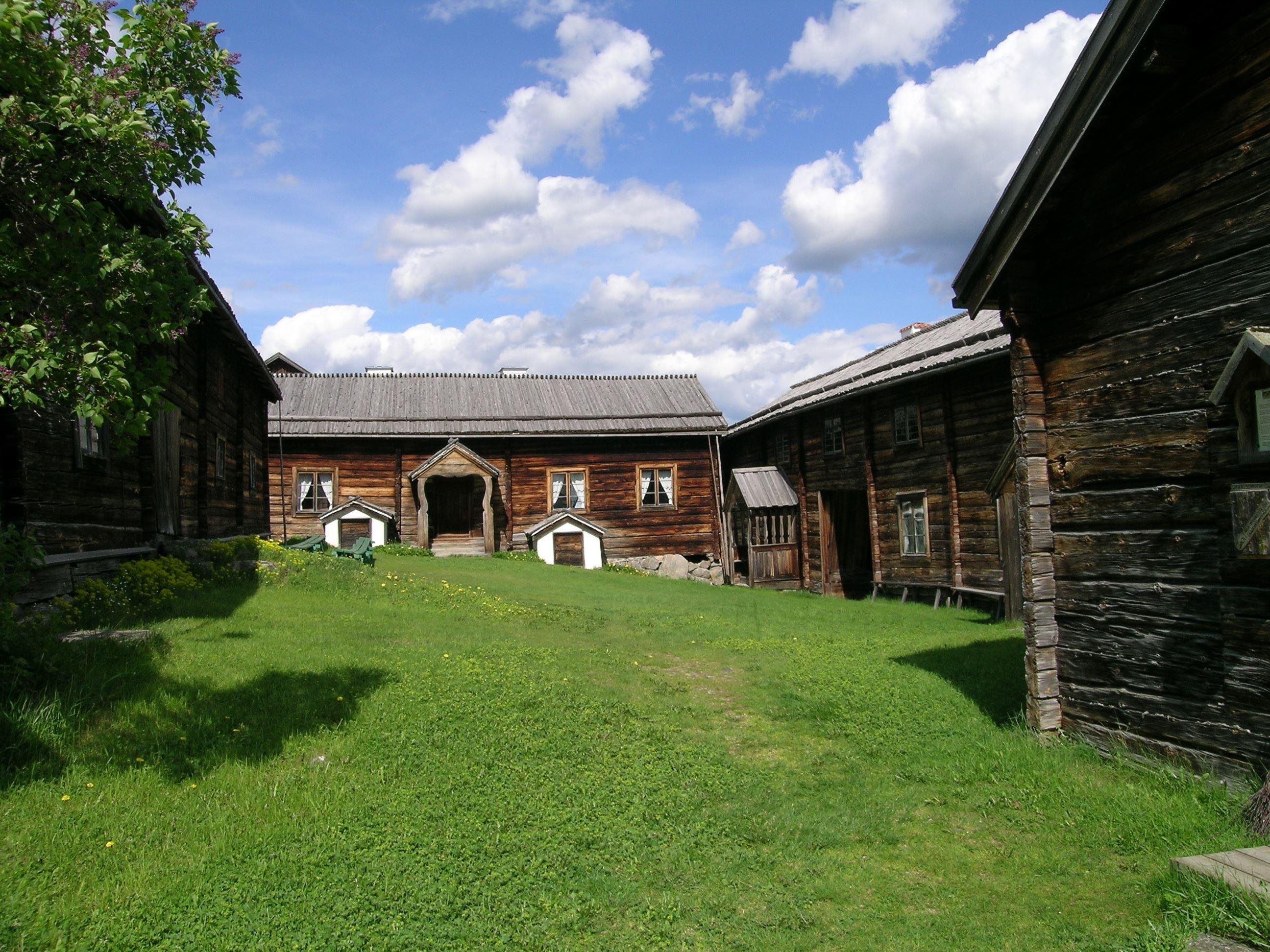 Karls, Bondarv, Järvsö