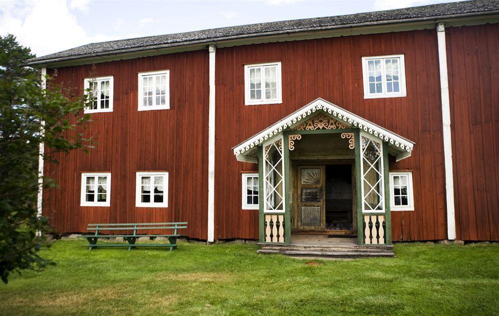 Bortom Åa, Världsarv, Fågelsjö