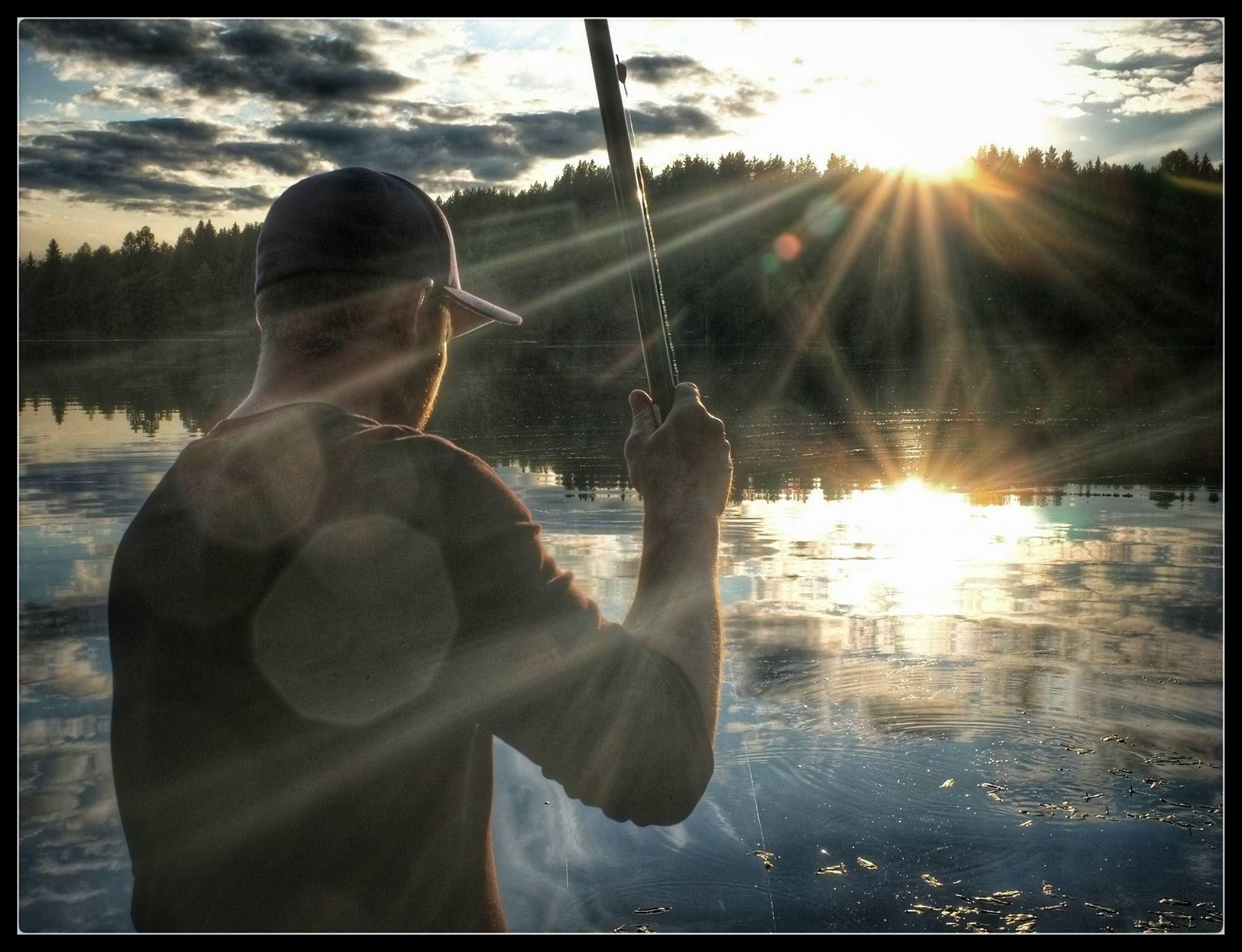Fiskekort Silvbergs Fiskevårdsområde