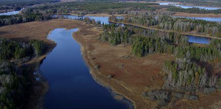 Biosfärområde Älvlandskapet Nedre Dalälven