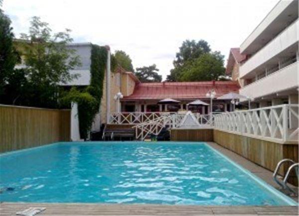 Hotell Cikada