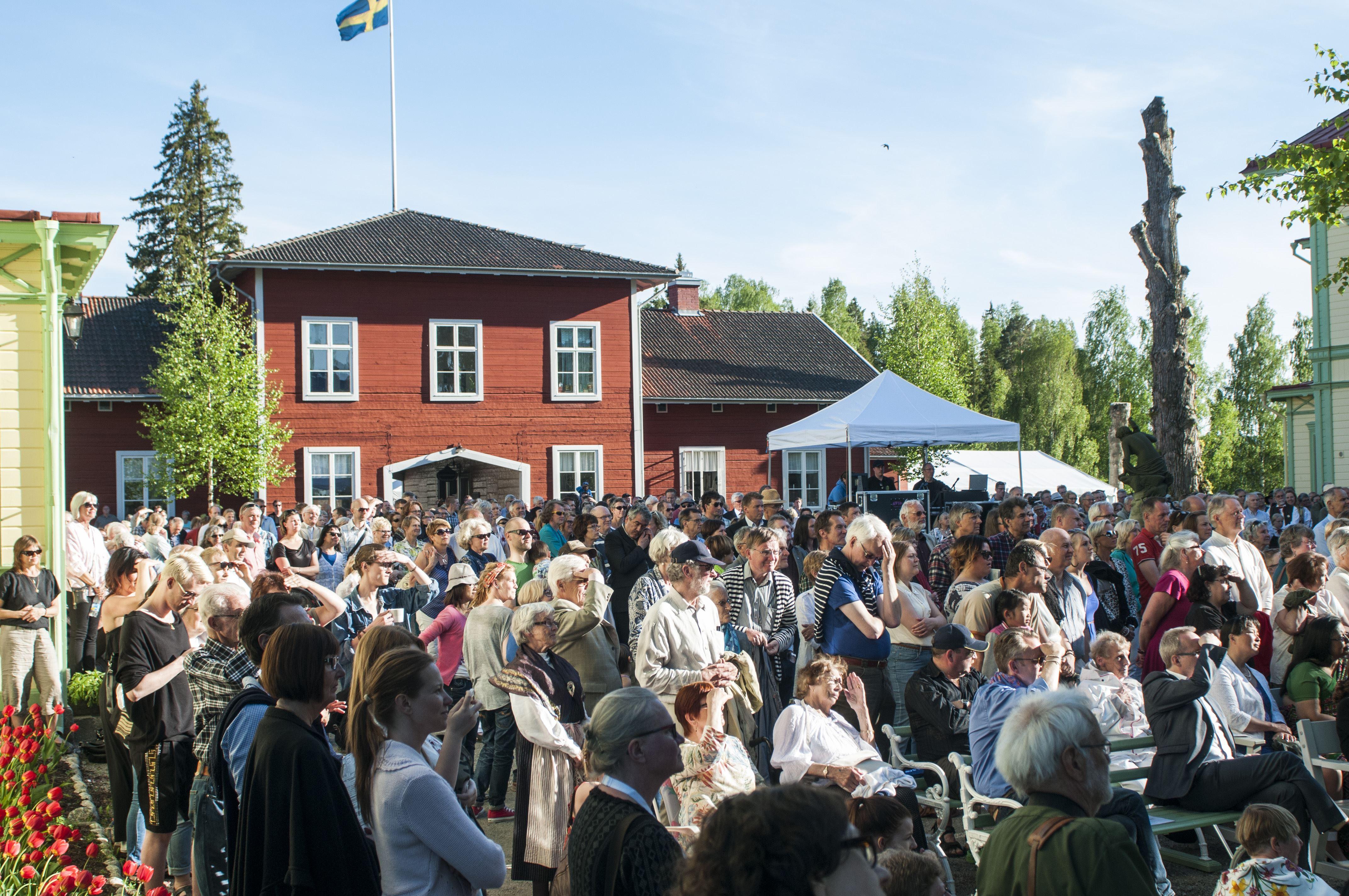 Stenegård i Järvsö