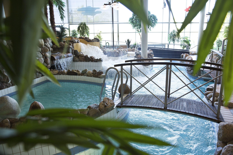 Växjö Simhall & Aqua Mera - The swimming hall and adventure pools in Växjö