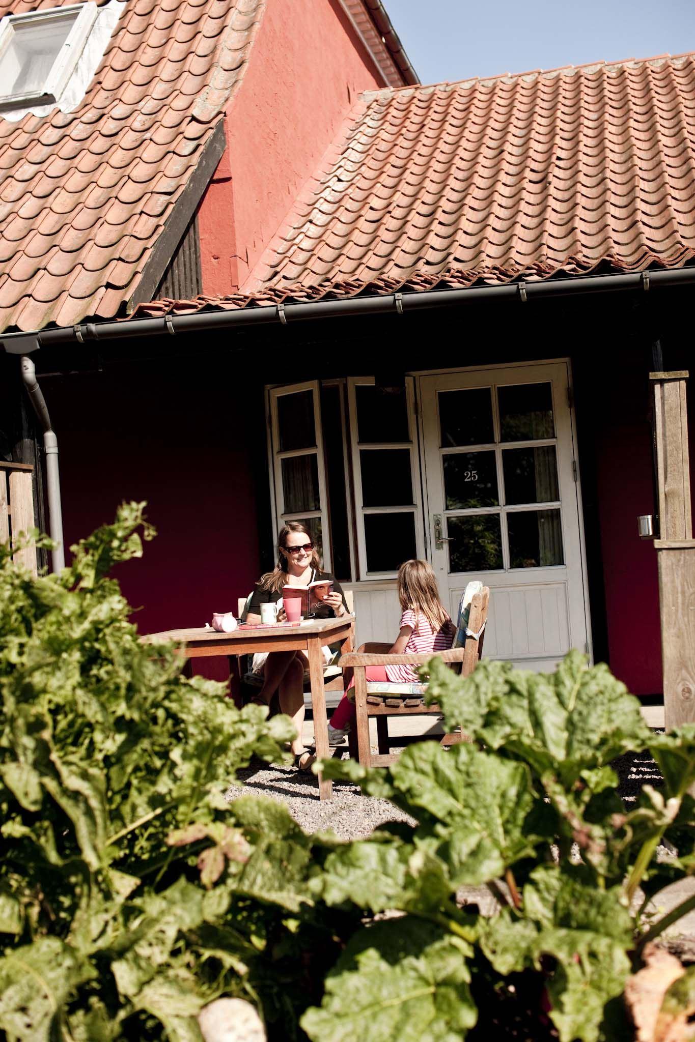 Danhostel Boderne Rosengården