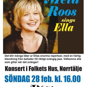 Meta Roos sings Ella
