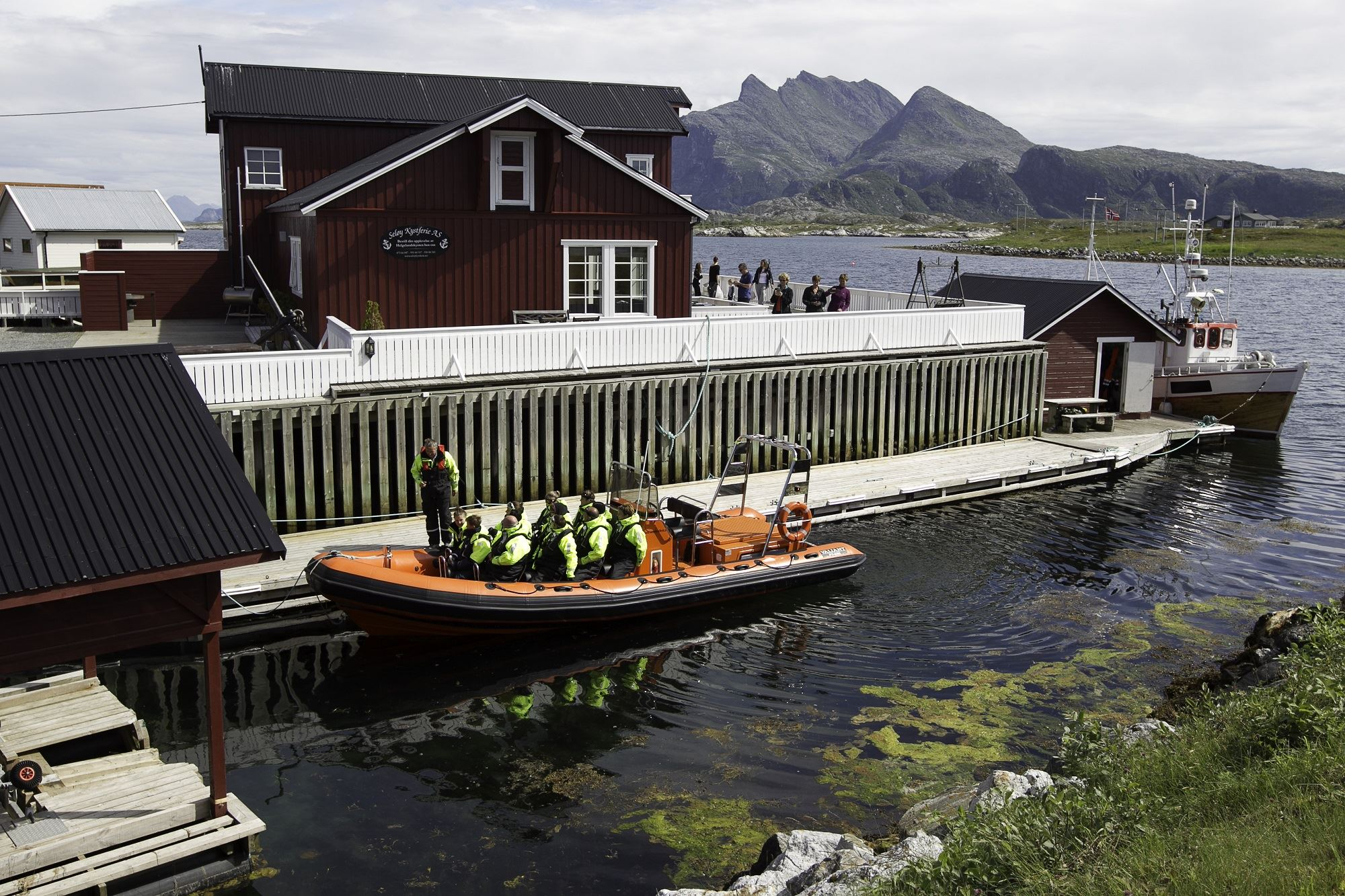 © Seløy Kystferie, Seløy Kystferie