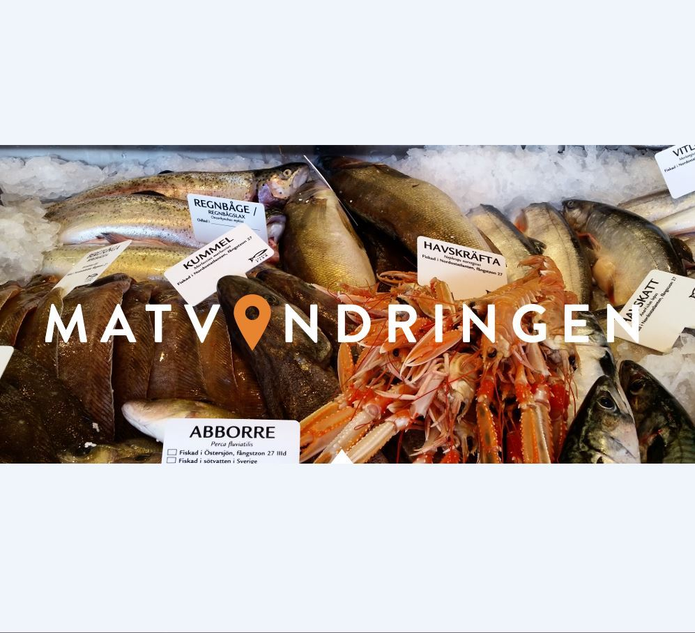 Matvandring - guidad smakupplevelse genom centrala Göteborg, givetvis med fisk och skaldjurstema